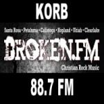Logo da emissora Radio KORB 88.7 FM