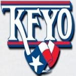 Logo da emissora KFYO 790 AM