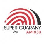 Logo da emissora Rádio Guarany AM 830