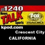 Logo da emissora Radio KPOD Fox Sports 1240 AM