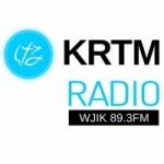 Logo da emissora Radio KRTM 88.1 FM