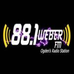 Logo da emissora KWCR 88.1 FM Webe