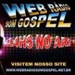 Logo da emissora Web R�dio Som Gospel
