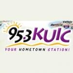Logo da emissora KUIC 95.3 FM