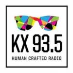 Logo da emissora Radio KXRN-LP 93.5 FM