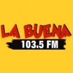 Logo da emissora KRAY 103.5 FM La Buena