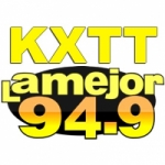 Logo da emissora Radio KXTT 94.9 FM