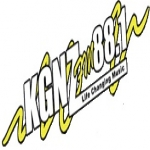 Logo da emissora KGNZ 88.1 FM