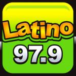 Logo da emissora Radio KLMG 97.9 FM