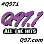 Logo da emissora Radio KSEQ 97.1 FM