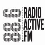 Logo da emissora Radio Active 89 FM