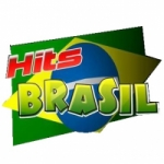 Logo da emissora Hits Brasil