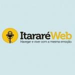 Logo da emissora Itarar� Web