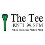 Logo da emissora KNTI 99.5 FM The Tee