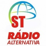 Logo da emissora Rádio Alternativa ST