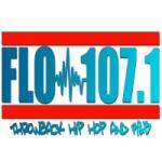 Logo da emissora Radio KFCO 107.1 FM X