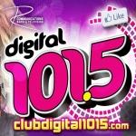 Logo da emissora XHAV Digital 101.5 FM