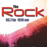 Logo da emissora Radio KCKK 93.7 FM 1510 AM