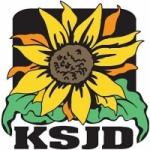 Logo da emissora Radio KSJD 91.5 FM