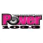 Logo da emissora Radio KJQY 103.3 FM