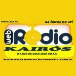 Logo da emissora Web Rádio Kairós
