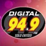 Logo da emissora XHGTS Digital 107.3 FM
