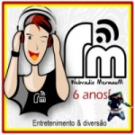 Logo da emissora Rádio MermauM