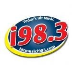 Logo da emissora WILI 98.3 FM Hit Music i