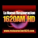 Logo da emissora La Nueva Restauracion 1620 AM HD