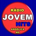 Logo da emissora R�dio Jovem Hits
