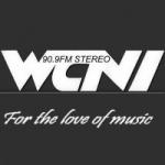 Logo da emissora Radio WCNI 90.9 FM