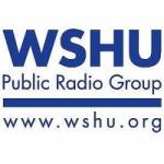 Logo da emissora Radio WSHU 91.1 FM