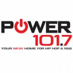 Logo da emissora Radio WZEB 101.7 FM
