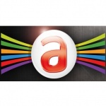 Logo da emissora Rádio Atitude 98.7 FM