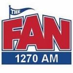 Logo da emissora Radio WNOG 1270 AM