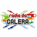 Logo da emissora Rádio Web da Galera