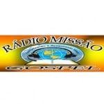 Logo da emissora Rádio M G I