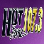 Logo da emissora KISX 107.3 FM