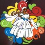 Logo da emissora Toque de Umbanda