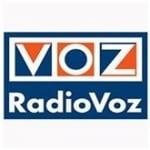Logo da emissora Radio Voz FM 93.1