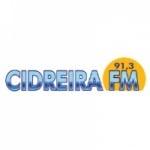 Logo da emissora Radio Cidreira FM 91.3