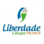 Logo da emissora Radio Liberdade FM 105.9