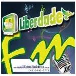 Logo da emissora Radio Liberdade FM 104.9