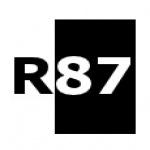 Logo da emissora RADIO87