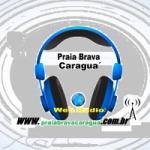 Logo da emissora Praia Brava Caraguá Web Rádio