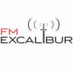 Logo da emissora Radio FM Excalibur