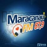 Logo da emissora Radio Maracana� FM