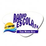 Logo da emissora R�dio Escola FM