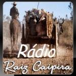 Logo da emissora Rádio Raiz Caipira