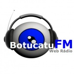 Logo da emissora Botucatu FM